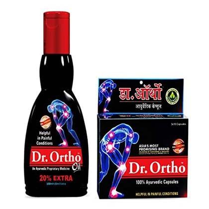 Dr. Ortho Oil