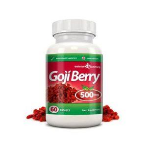 Goji Berry Tablets in Pakistan | Goji Berry 500MG Tablets in Pakistan