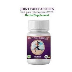 Joint Pain Capsules in Pakistan, Joint Pain Relief Capsules Pakistan