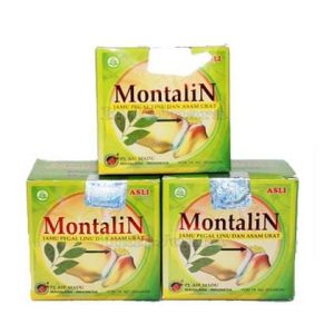 Montalin Capsule in Pakistan | Montalin Joint Pain Relief Capsules